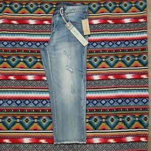 AMERICAN RAG Crop Jeans